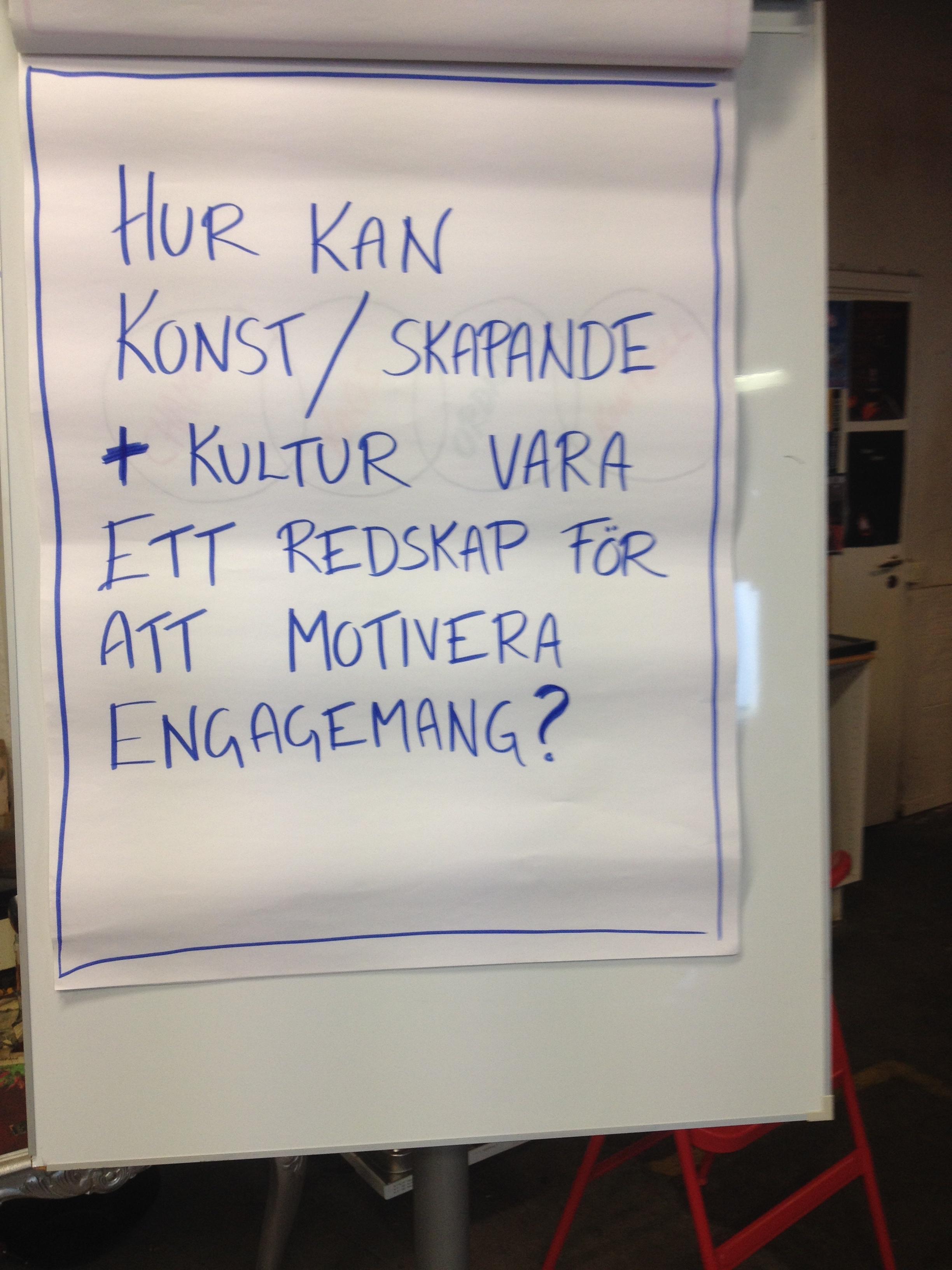 Grundkurs i omställning för kulturskapare i Halmstad. IMG_2511IMG_2514