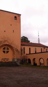 Sigtunastiftelsens byggnader är inspirerade av Toscana och som gjorda att gå vilse i.